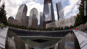 Stillness in the heart of ground zero