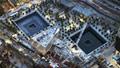 Stillness in the heart of ground zero