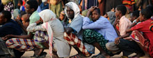 U.N. declares famine in Somalia