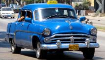 Photos: Cuba's classic cars
