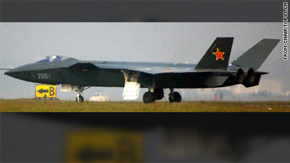 Is this China's stealth fighter?