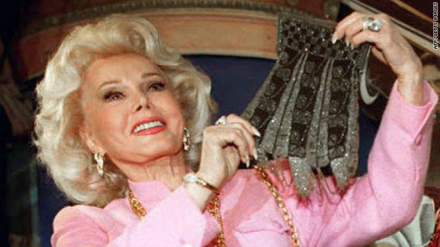 Zsa Zsa Gabor to have part of leg amputated