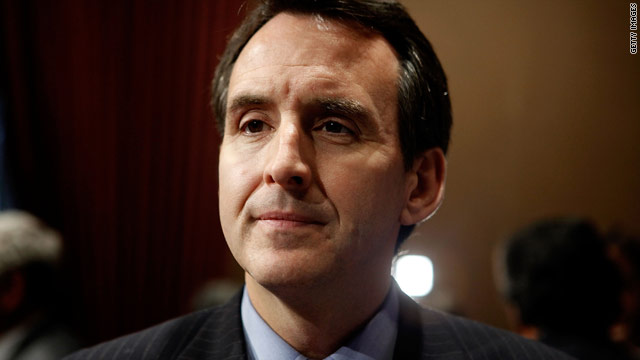 Pawlenty insists book tour not about White House bid