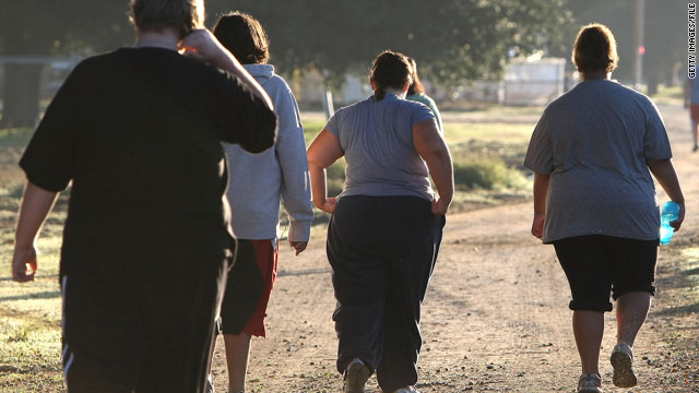 Obesity: A national security threat?