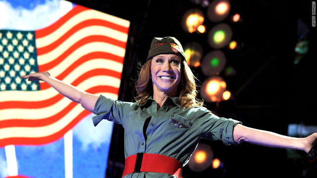 Kathy Griffin's next target: Willow Palin