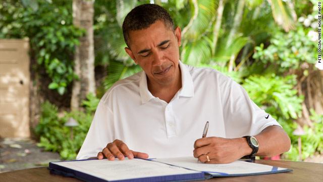 Obama signs 9/11 health bill