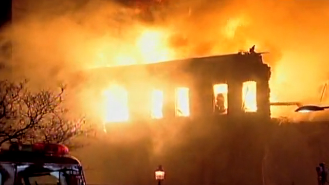 Gotta Watch: 6-alarm blaze; I was a hostage; Mustang roundup