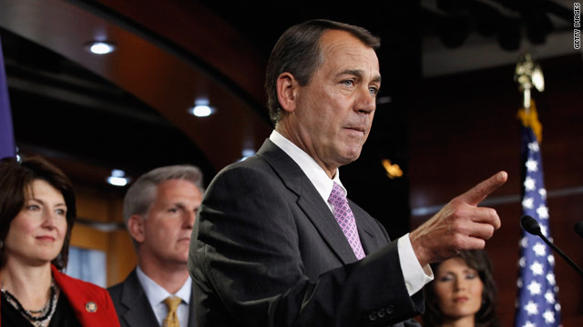 Boehner working behind-the-scenes for RNC candidate