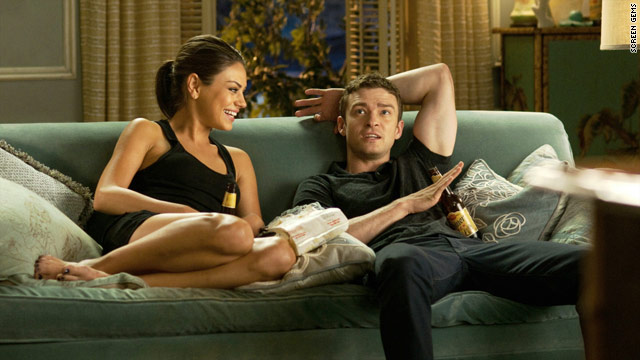 Mila Kunis talks naked Justin Timberlake