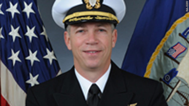 Defense Official: Navy officer to be relieved of his command