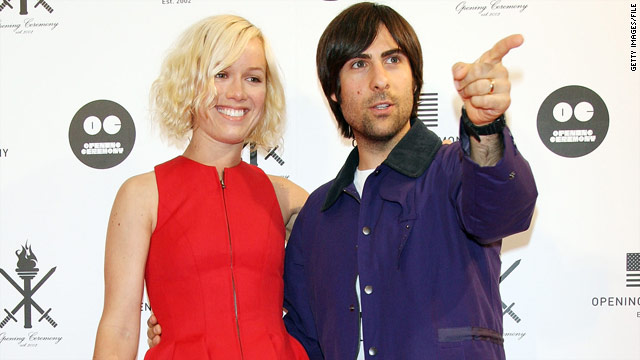Jason Schwartzman's a new dad