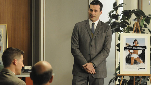 Study finds life better for a well dressed man – even on TV