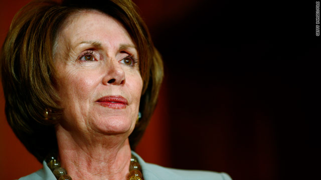 Pelosi: Republicans 'irresponsible' on same-sex marriage