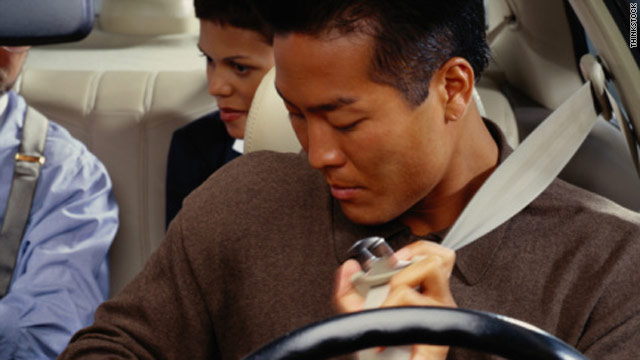 CDC: Adult seat belt use at all-time high