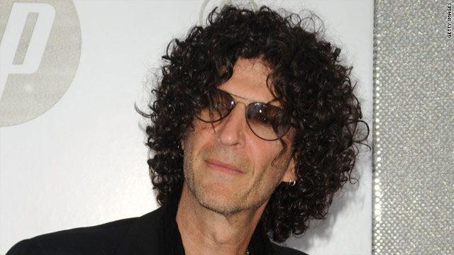 Howard Stern to appear on 'Piers Morgan Tonight'