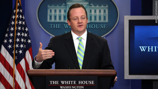 Robert Gibbs to leave White House
