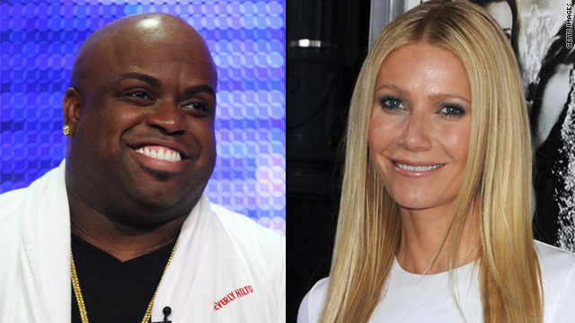 Cee Lo, Paltrow duet on 'F- You'