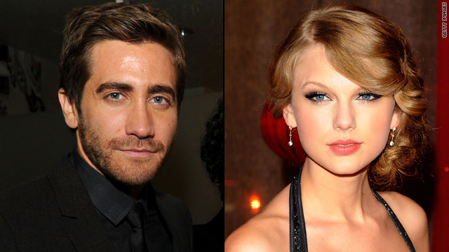 Exes Taylor Swift &amp; Jake Gyllenhaal dine together