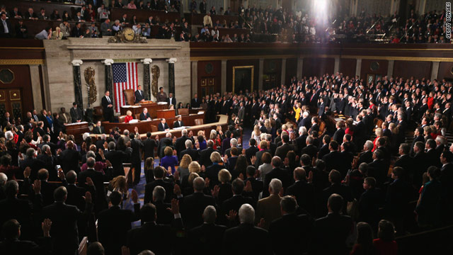 American Sauce: Three things missed about the new Congress