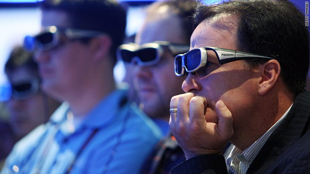 Dollars & Sense: 3-D TVs at CES, Ford gets high marks from consumers