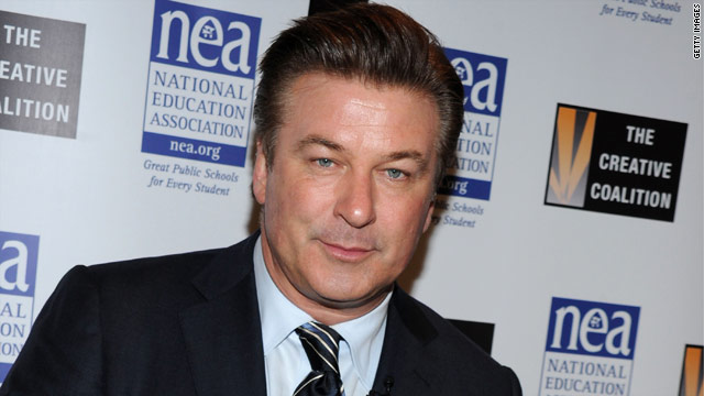 Is Alec Baldwin interested in political office? The answer is &#039;yes&#039;