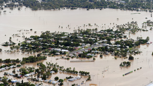 World update: Massive flooding in Australia expected to crest