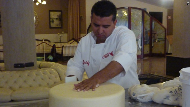 &#039;Cake Boss&#039; gets new gig