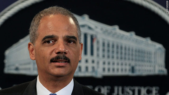 Analysis: Holder braces for 'bumpier' road as GOP controls House