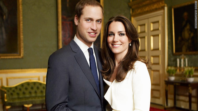 Palace announces details of royal wedding