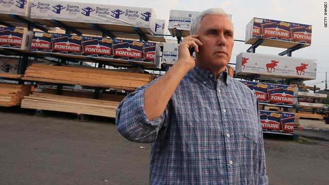 Pence headed to South Carolina this weekend