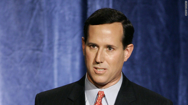 More signals Santorum is preparing for a White House run