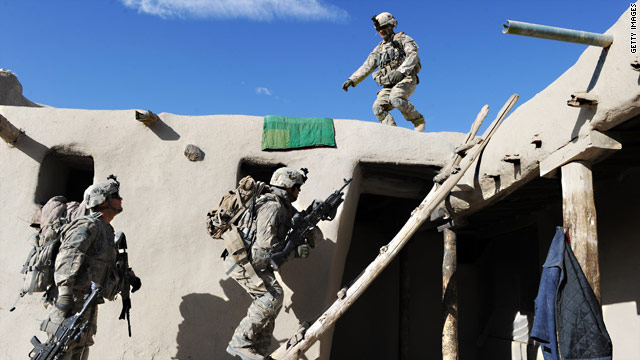U.S. military official: 1,400 more Marines to Afghanistan