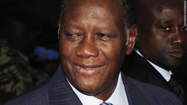 Ivory Coast's President-elect 'confident' military action will oust Gbagbo soon