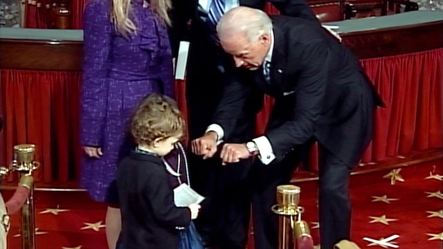 Gotta Watch: Biden's speech swap; goodbye Gibbs; congress-light