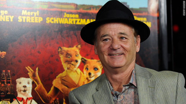 Bill Murray crashes karaoke party