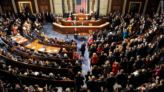 Constitution gets congressional reading by GOP