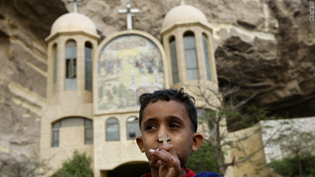 Egypt beefs up security for Coptic Christmas Eve