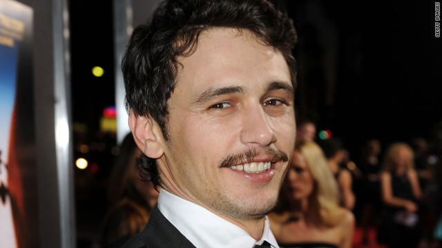 James Franco: 'Maybe I'm gay'