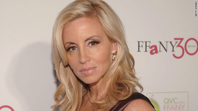 Camille Grammer not leaving 'Housewives' – yet
