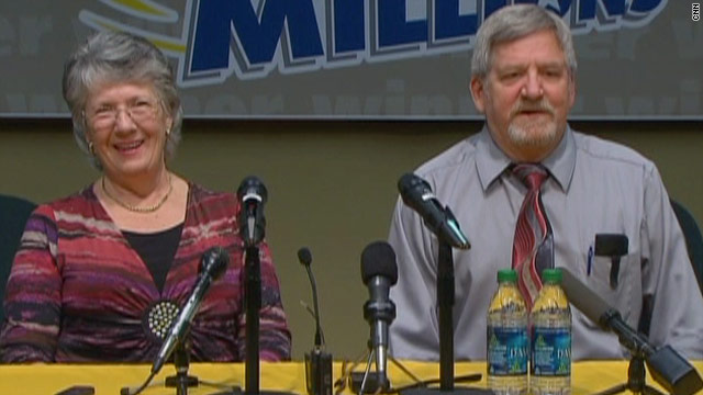 One of two Mega Millions winners revealed