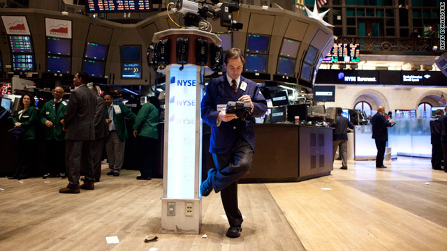 Dow posts another two-year high