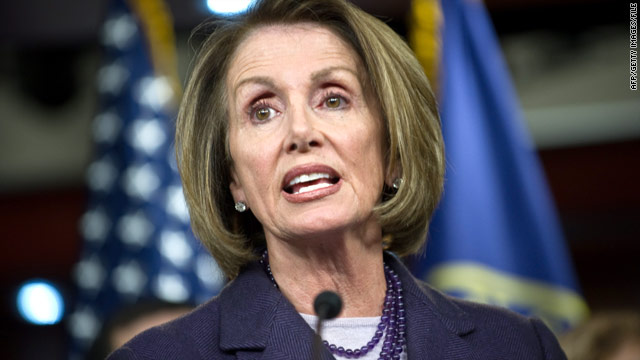Pelosi supportive of Daley decision