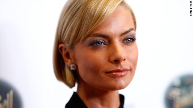 Jaime Pressly arrested on suspicion of DUI