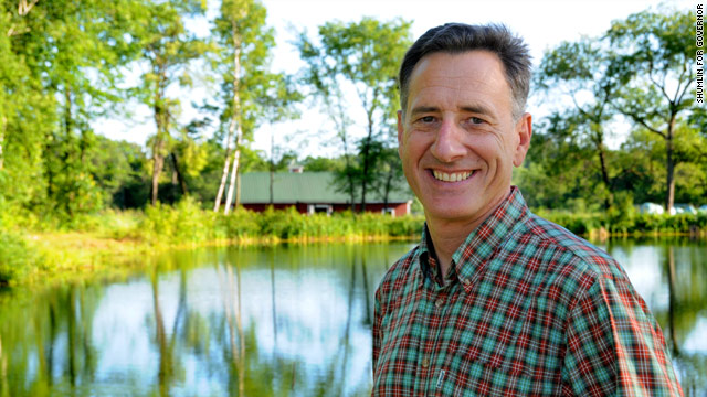 Democrat officially elected Vermont governor