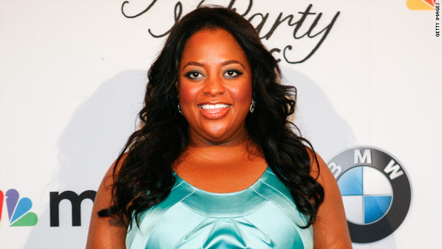 Sherri Shepherd is engaged