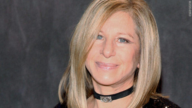 Streisand to star in 'Gypsy'?