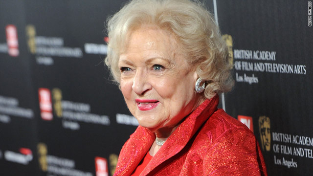 Betty White: 'I'm going to go away for a while'