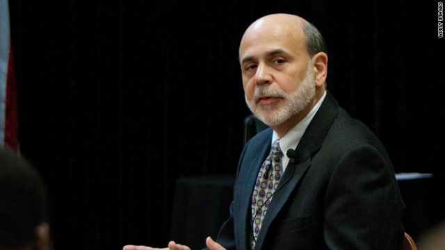 Bernanke: Recovery finally taking hold