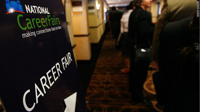 December jobs report: Unemployment falls to 9.4%