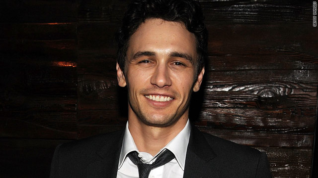 James Franco refers to himself in third person